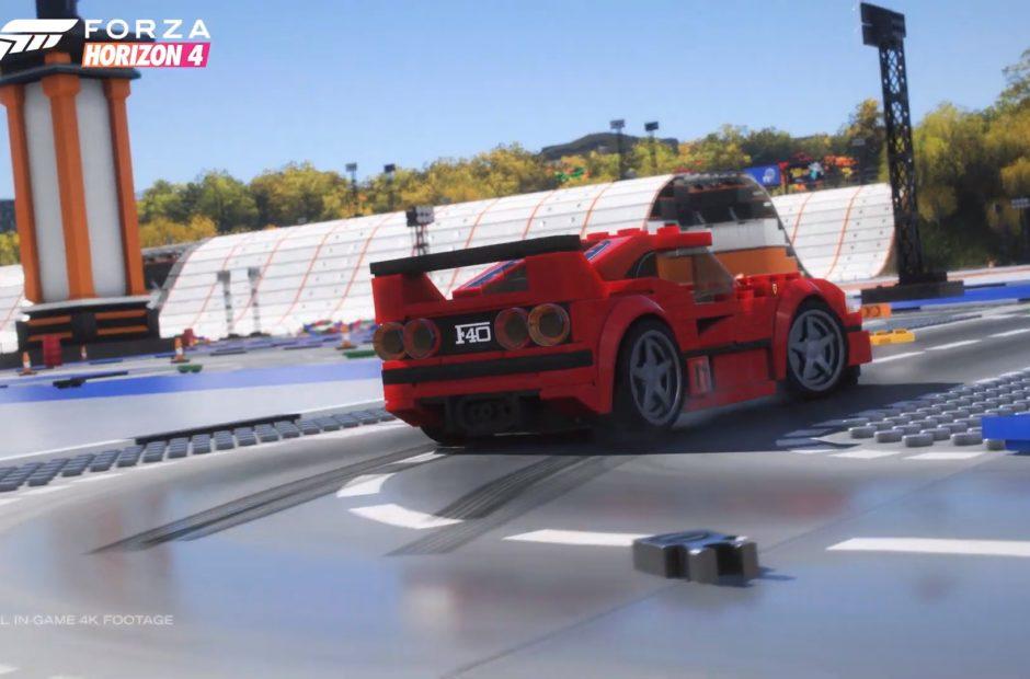 Forza Horizon 4 goes full LEGO - and skips Forza Motorsport