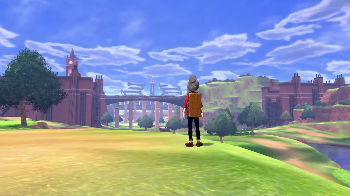 Pokemon Sword And Shield Looks Like An Ass Graphically Thanks To