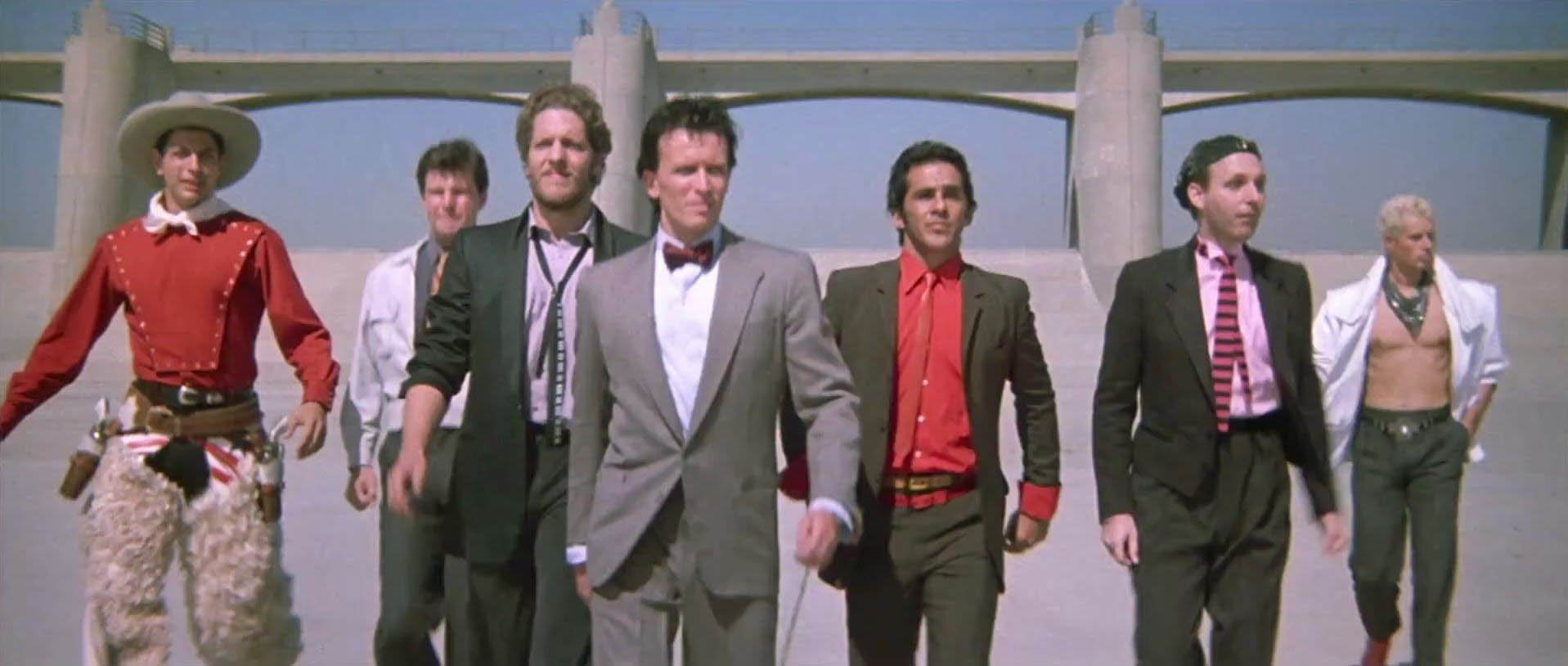 1984 Movie Project - Buckaroo Banzai - 01