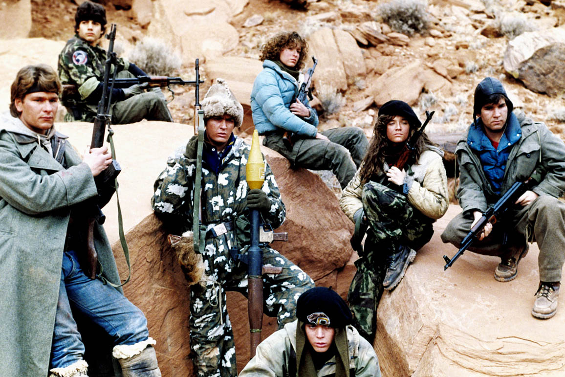 1984 Movie Project - Red Dawn - 01