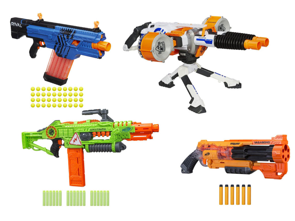 Amazon Deals of the day - 08-19-19 - NERF Sale - 01