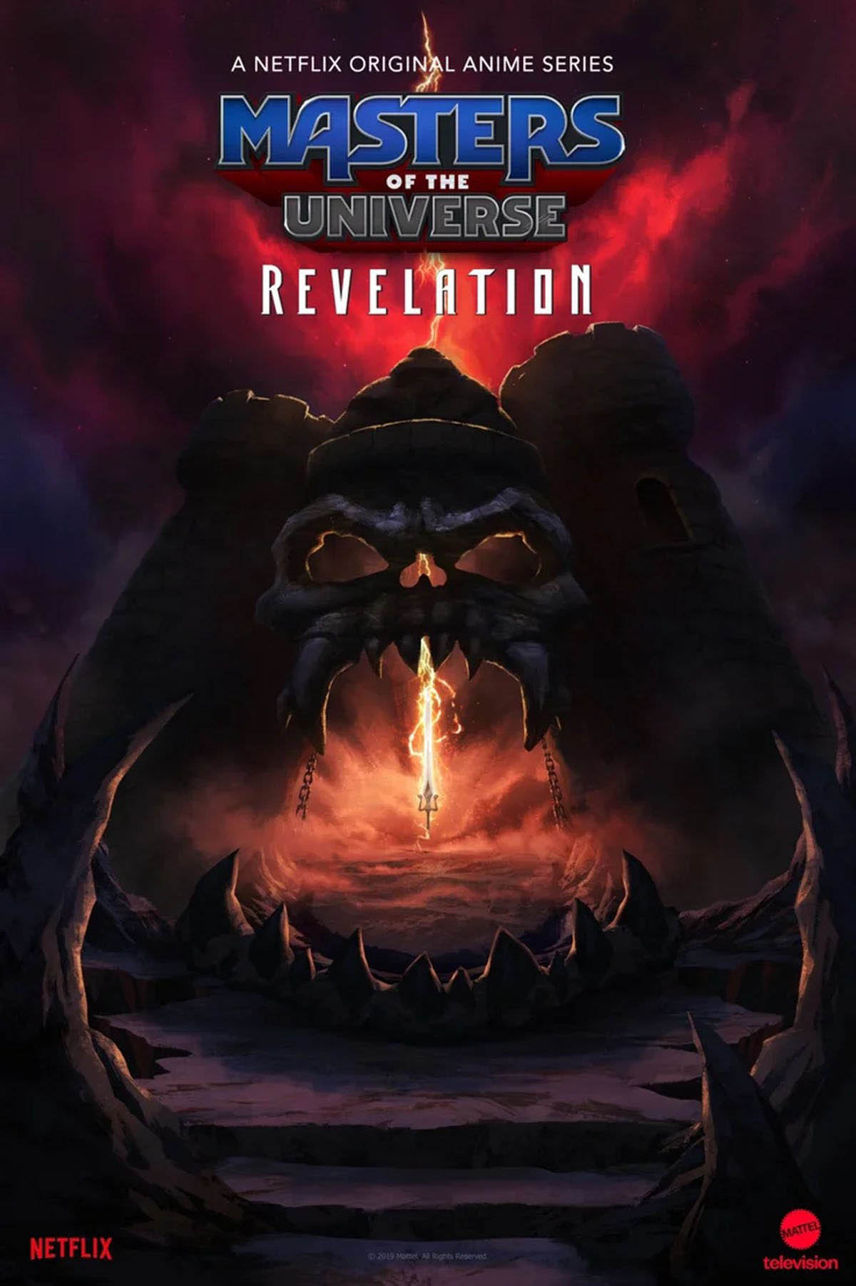Masters of the Universe - Revelation - Promo Poster - 01