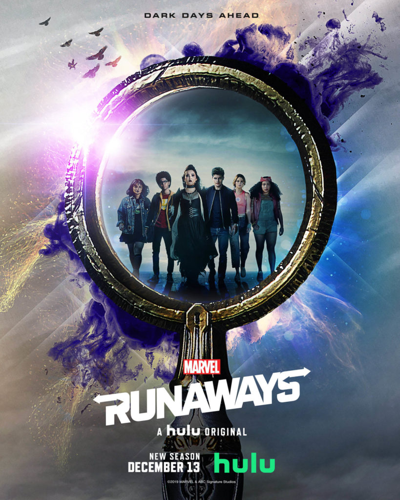 Runaways - Season 3 - Official Images - Promo Poster - 01