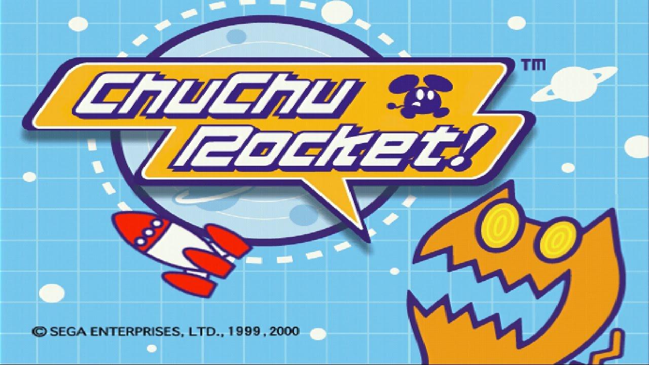 Chu-Chu Rocket - Sega Dreamcast