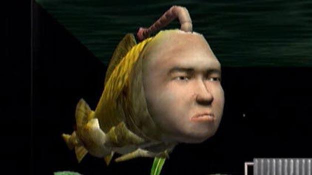 Seaman - Sega Dreamcast