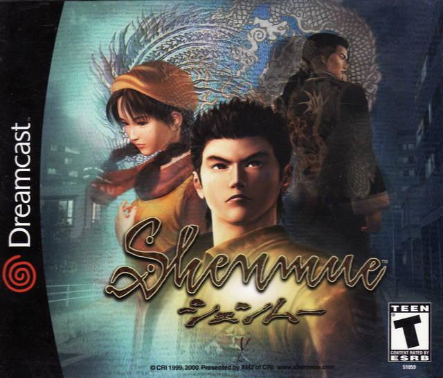 Shenmue - Sega Dreamcast