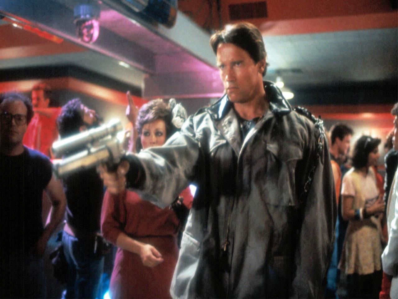 1984 Movie Project - Terminator - 01