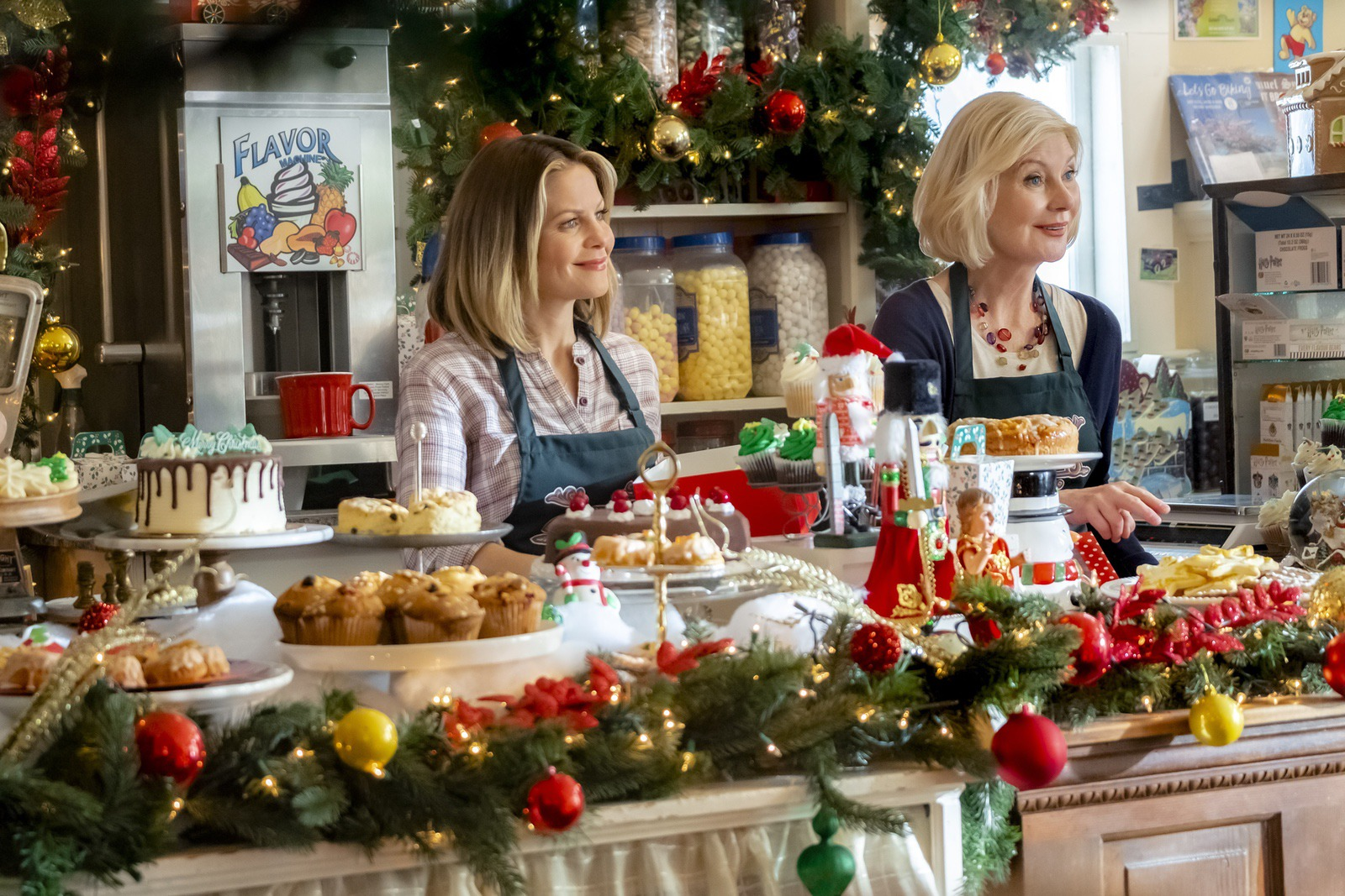 Hallmark Christmas Movies - Christmas Town - David Dolsen - Crown Media - 01