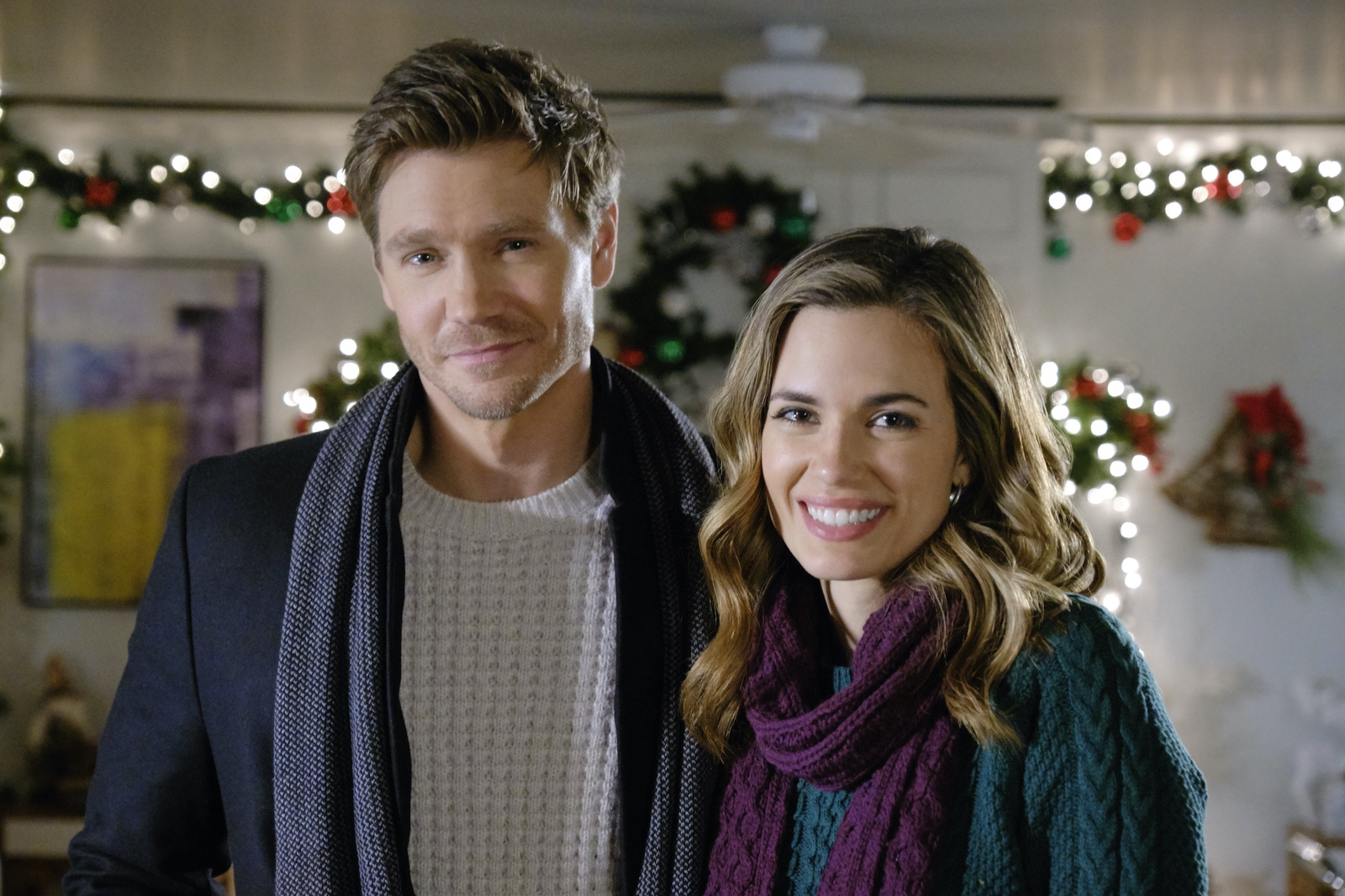 Hallmark Christmas Movies - Write Before Christmas - Allister Foster - Crown Media - 01