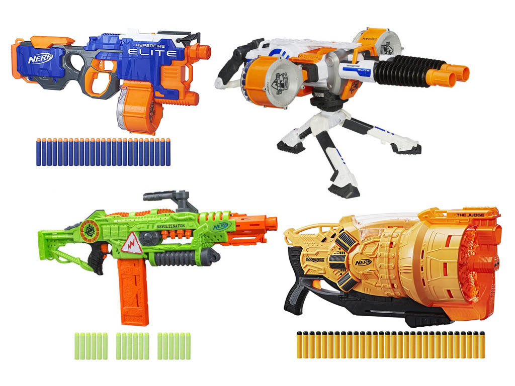 Amazon Deals of the day - 11-08-19 - NERF Sale - 01