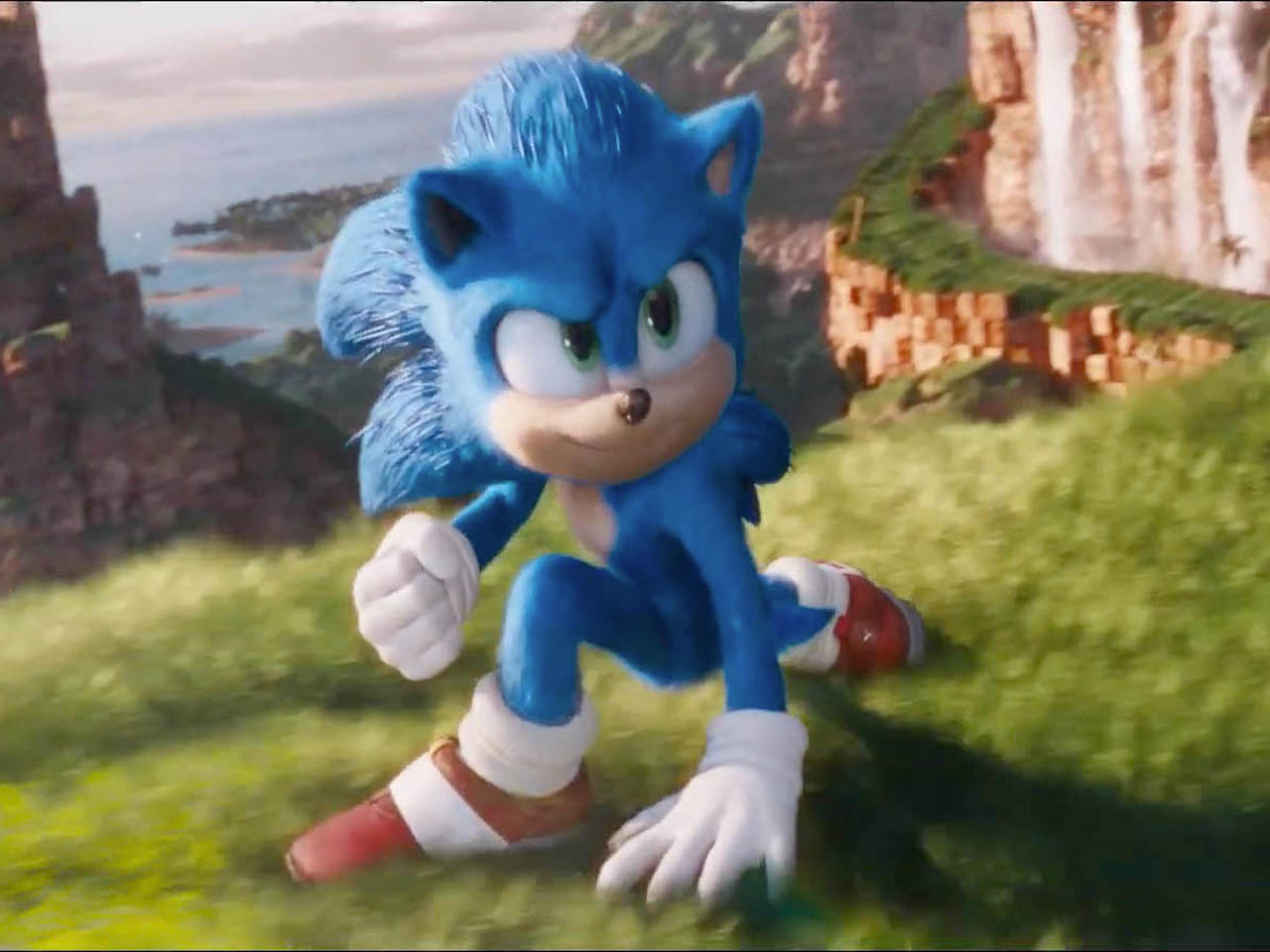 Sonic The Hedgehog Trailer Things Look So Much Better The Nerdy