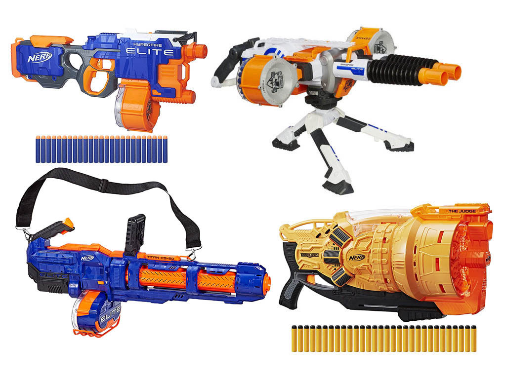 Amazon Deals of the day - 12-02-19 - NERF Sale - 01