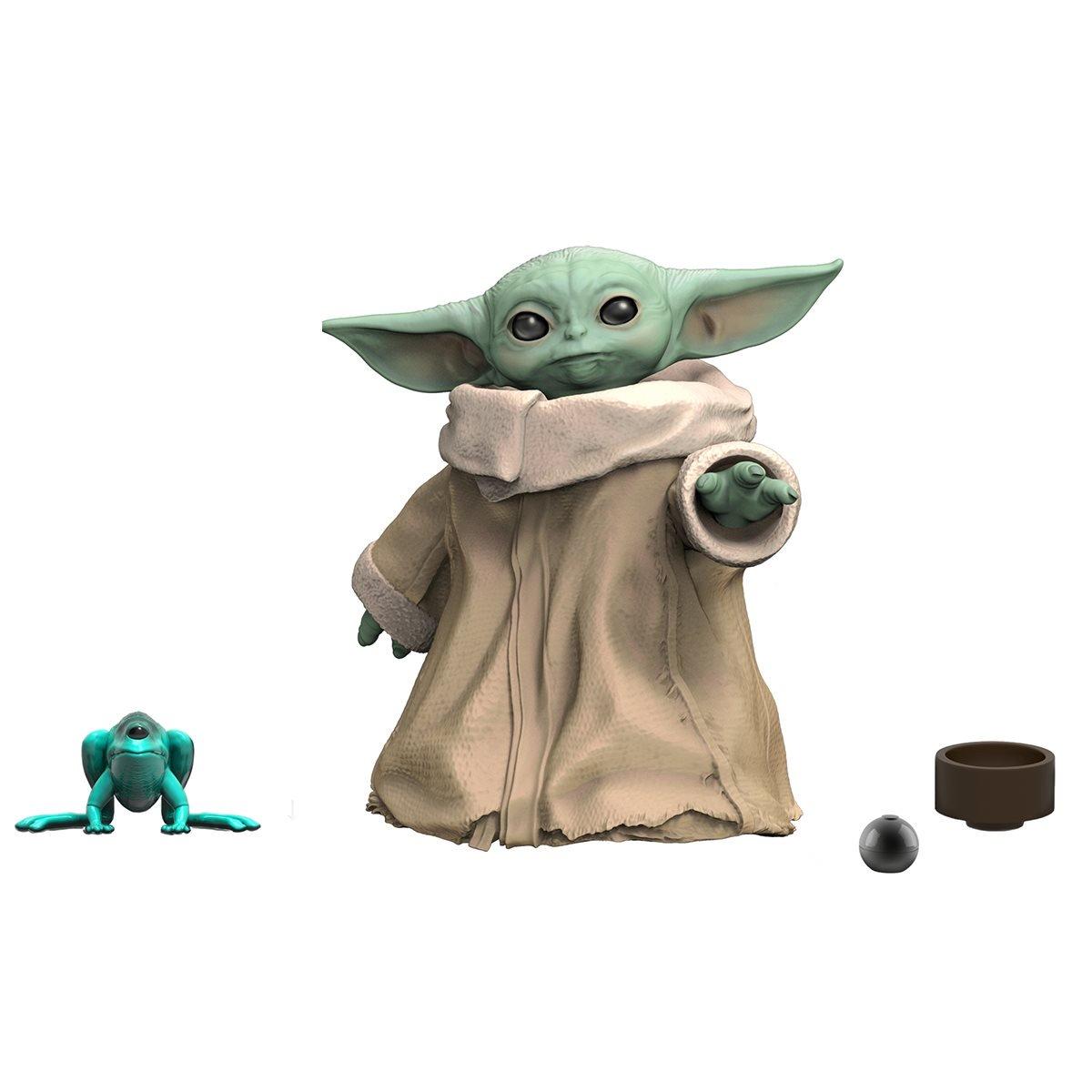 Hasbro - Star Wars - The Mandalorian - Baby Yoda - Action Figure - Baby Yoda - 01