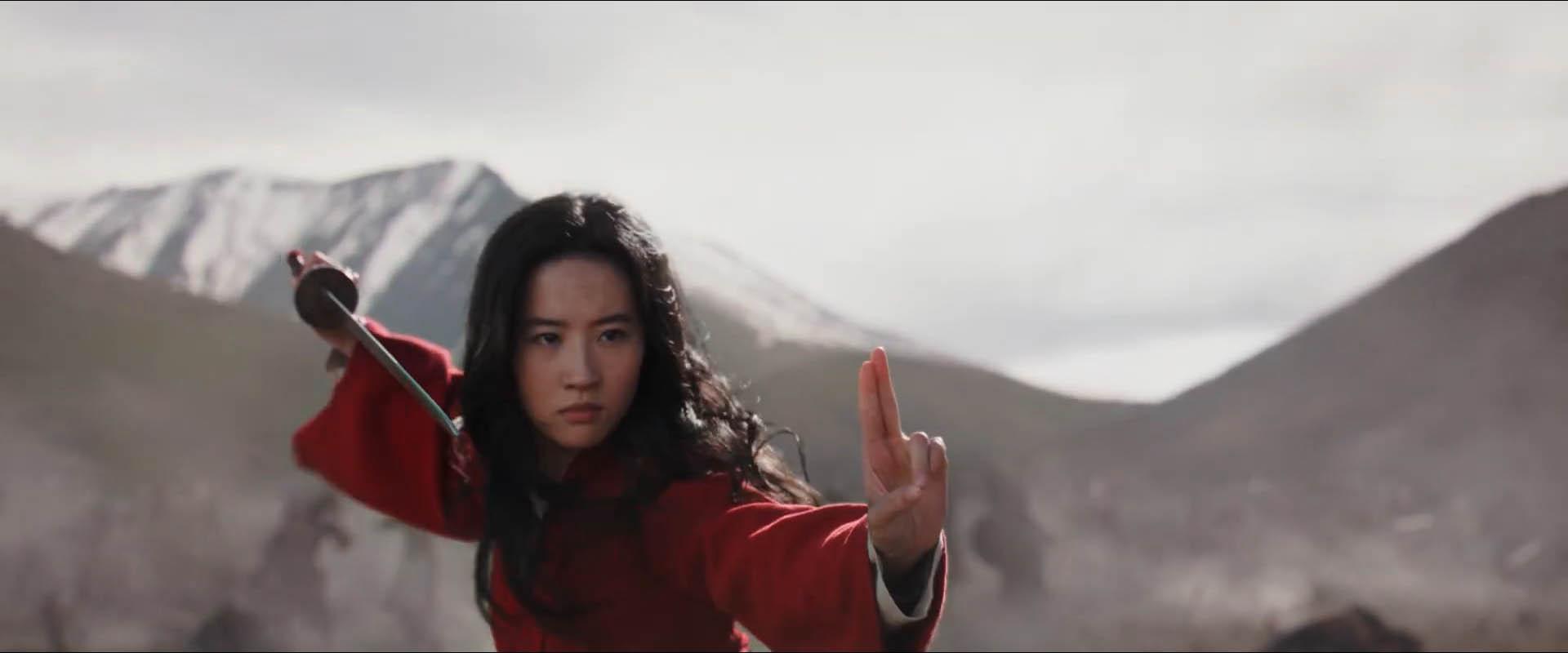 Mulan - Trailer 2 - 17