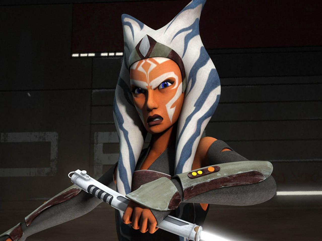 Star Wars - Ahsoka Tano - Rebels - 1280 - Featured - 01