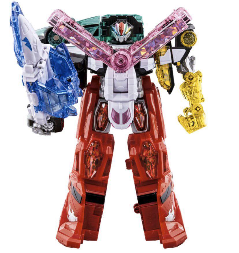 Mashin Sentai Kiramager - Toys - Mashin - 02