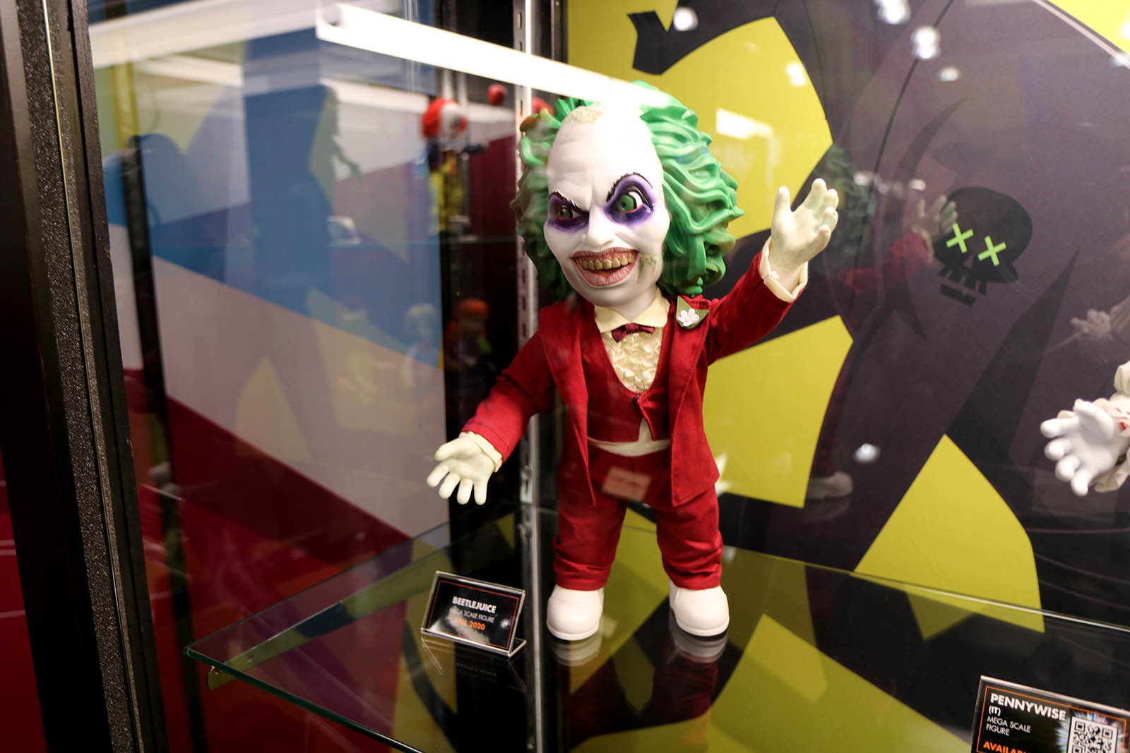 NECA Brings Ghostface to Toy Fair With New Retro Style and ...