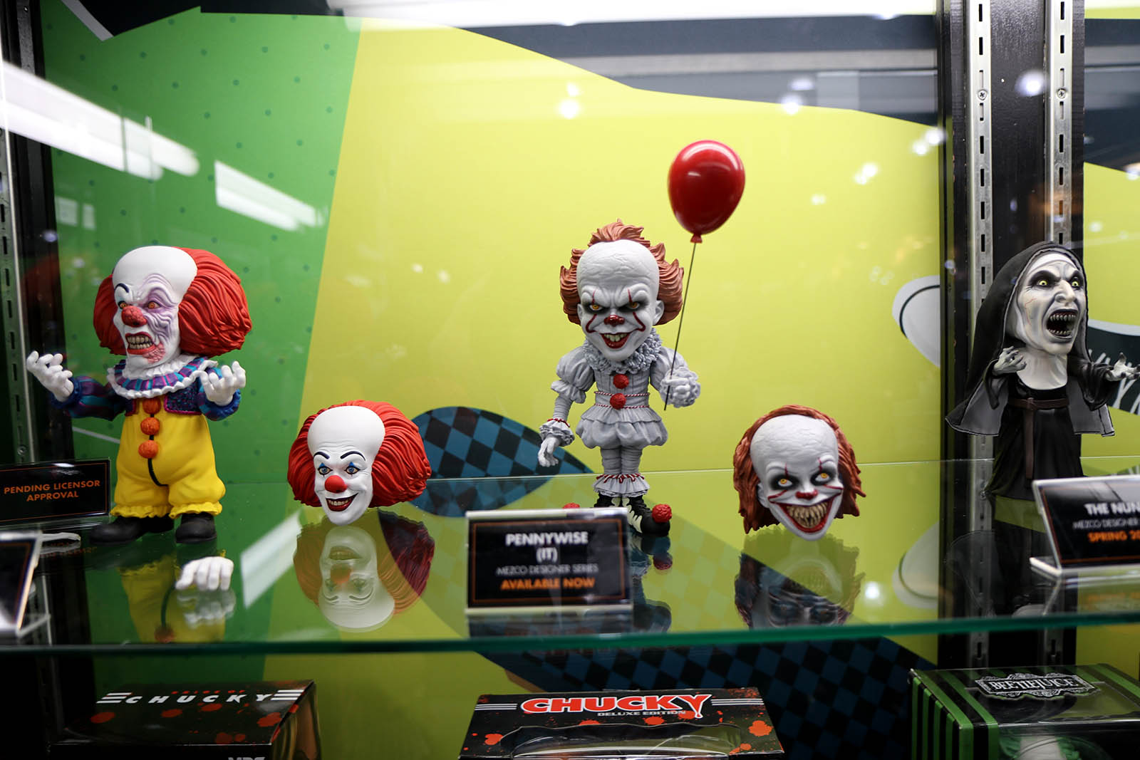 Mezco at Toy Fair 2020: From horror to heroes | The Nerdy