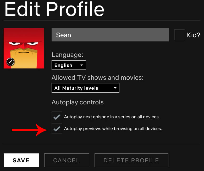 how to stop netflix autoplay previews - 03
