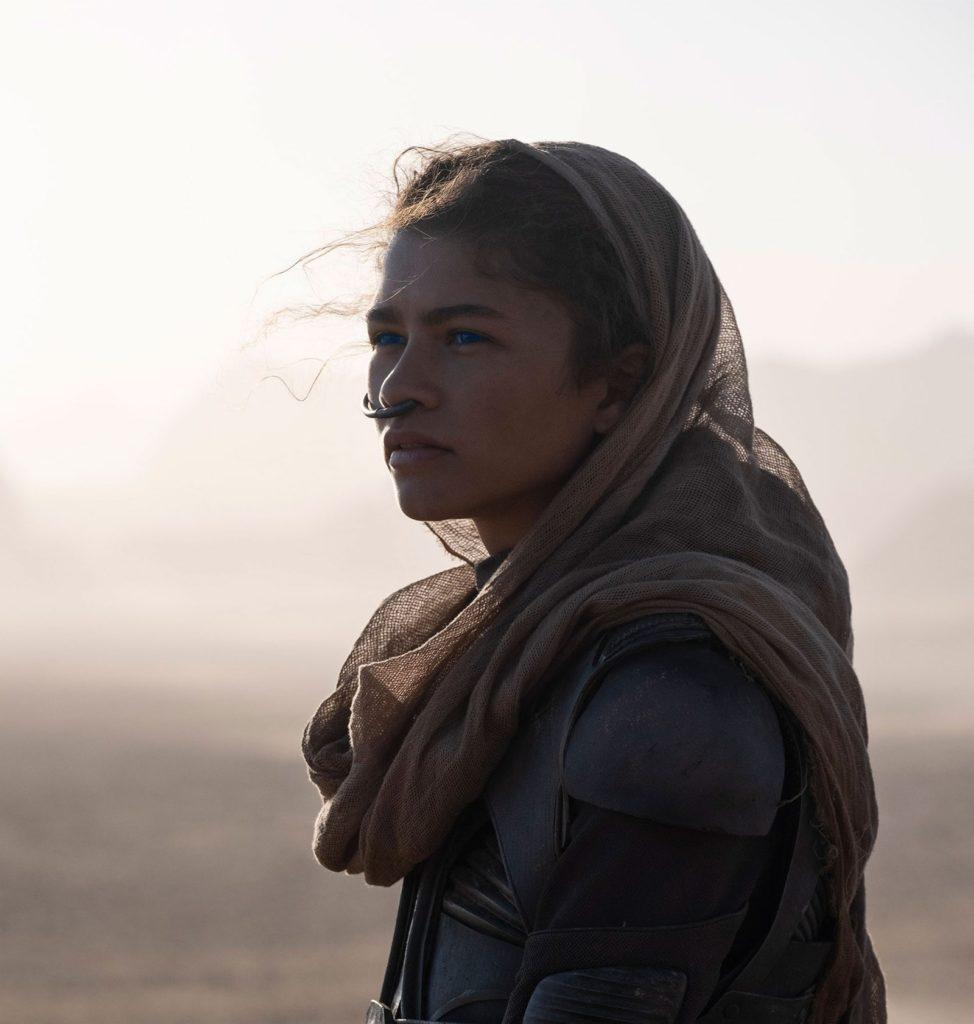 Dune - Zendaya as Chani