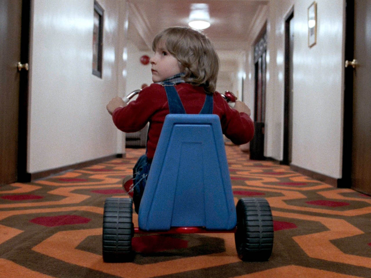 1980 Movie Project - The Shining - 01