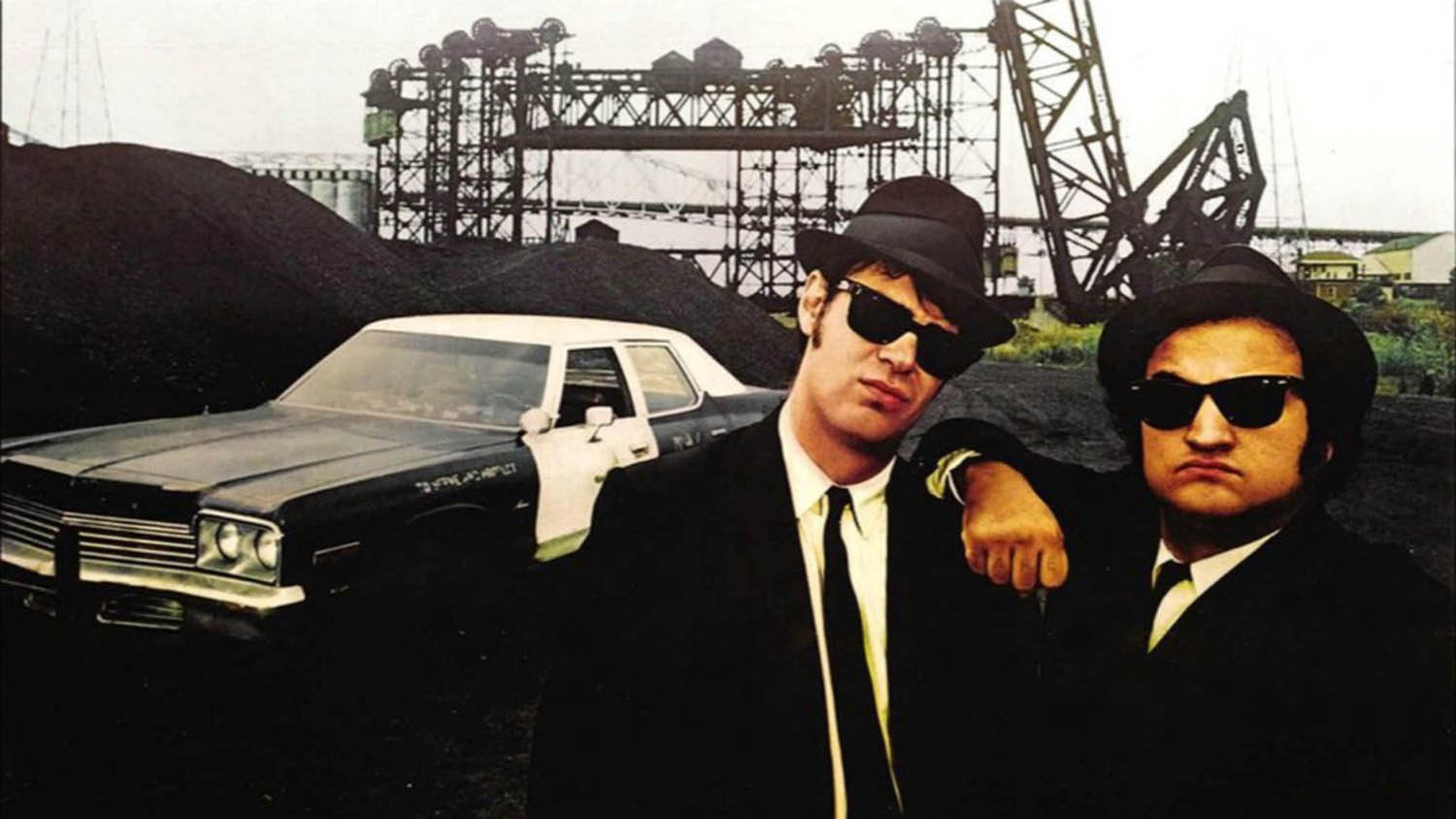 1980 Movie Project - Blues Brothers - 01