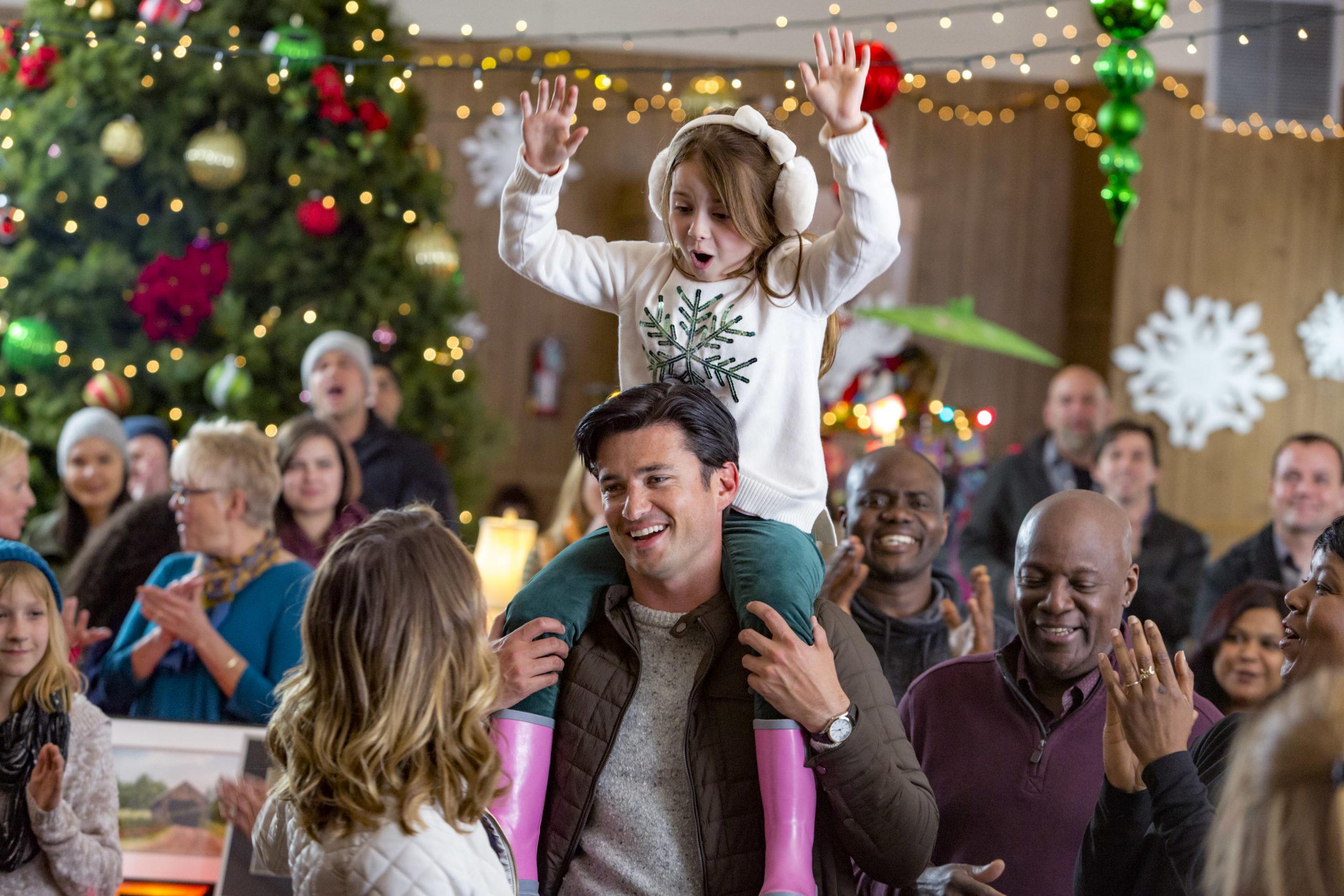 Hallmark Christmas Movies - Christmas Cookies - Bettina Strauss - Crown Media