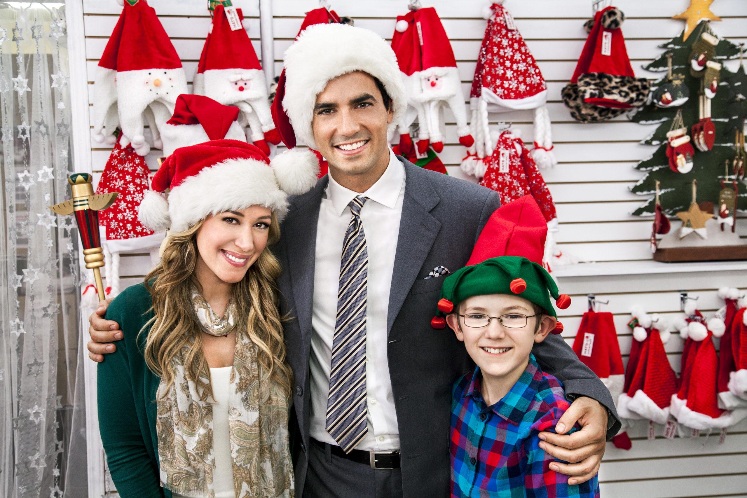 Hallmark Christmas Movies - Hats Off to Christmas - Crown Media