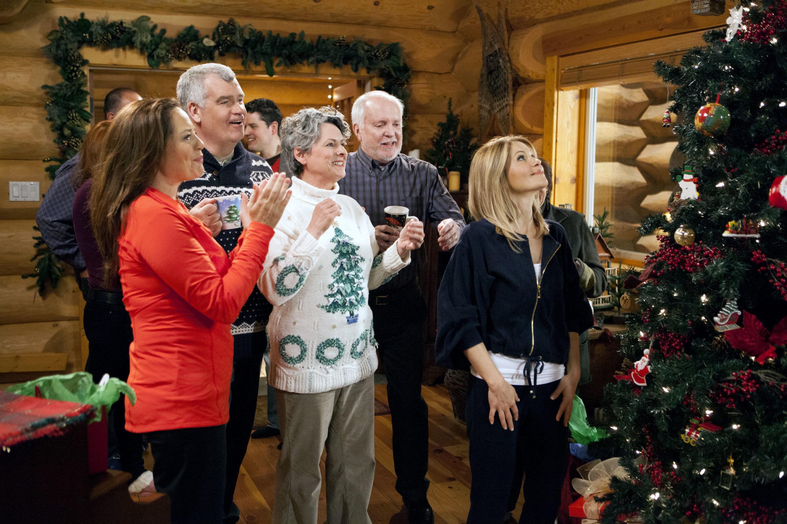Hallmark Christmas Movies - Let it Snow - Eike Schroter - Crown Media - 01