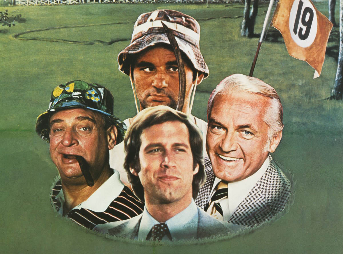 1980 Movie Project - Caddyshack - 02