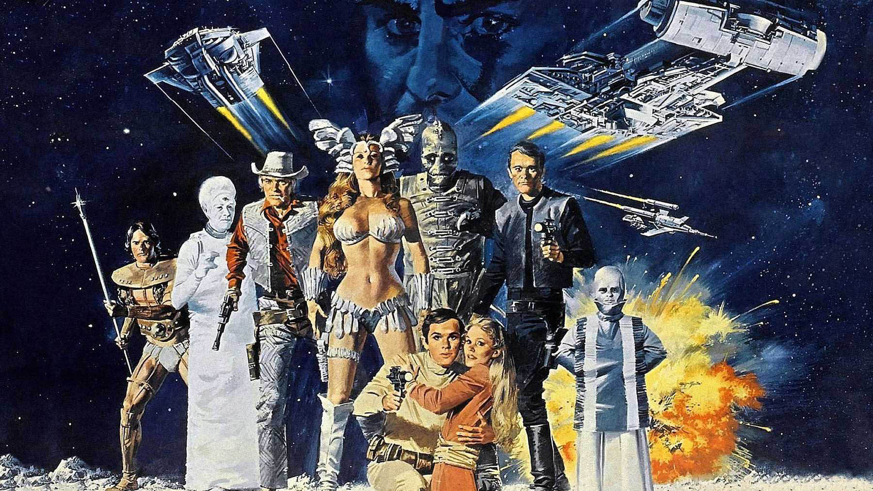 1980 Movie Project - Battle Beyond the Stars - 02