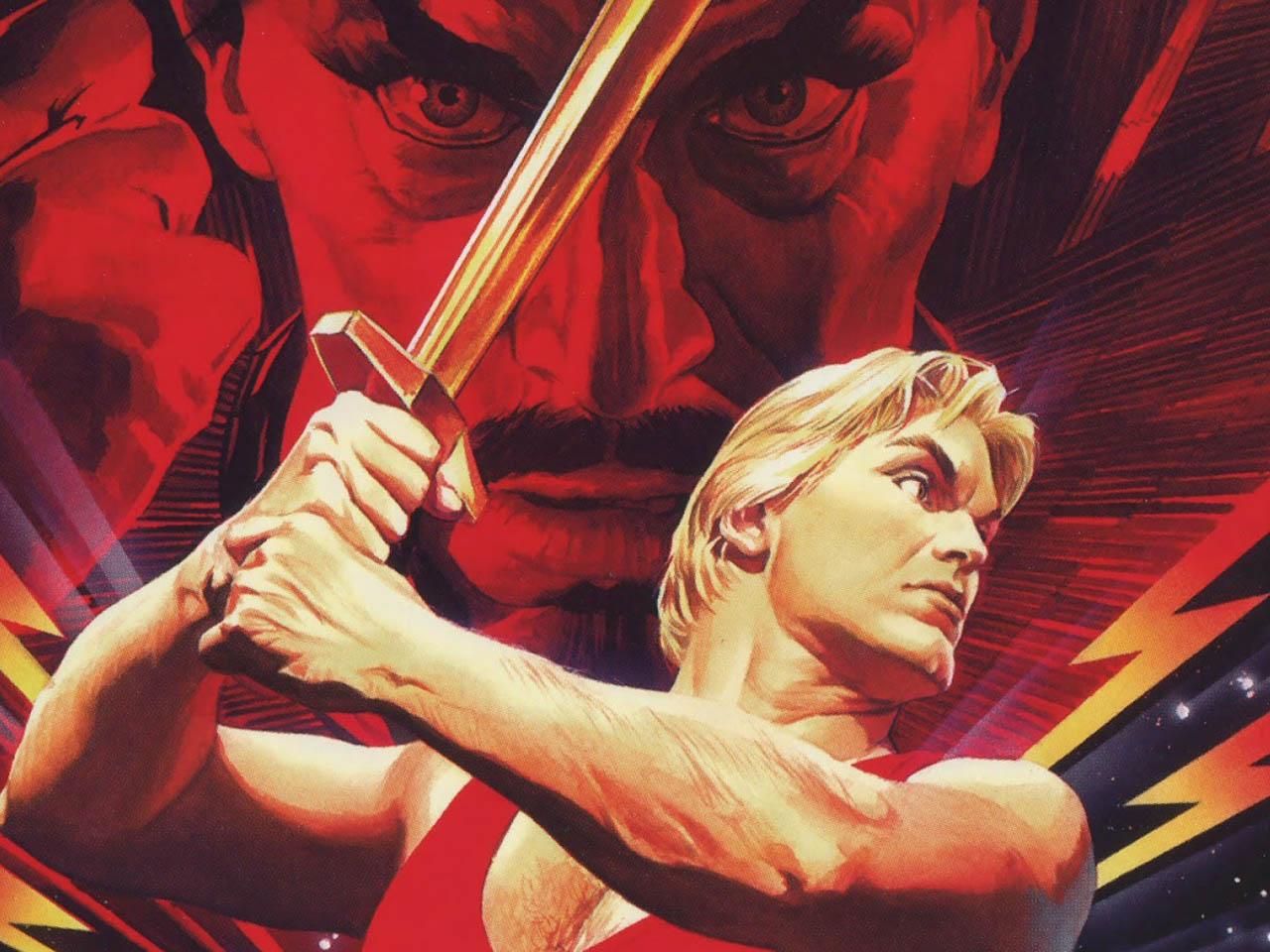 1980 Movie Project - Flash Gordon - 01