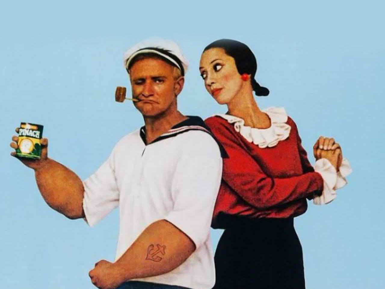 1980 Movie Project - Popeye - 01