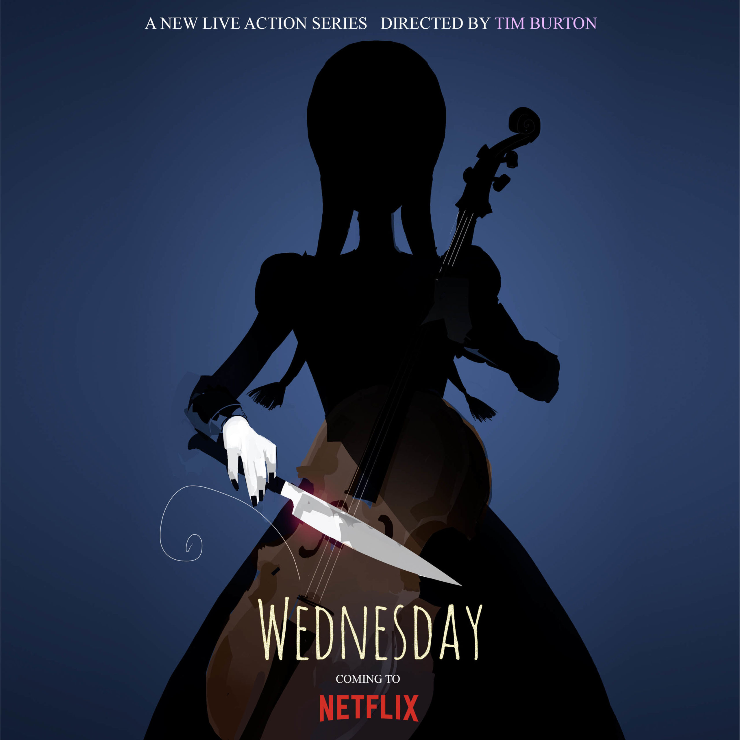 Wednesday - Promotional Poster - 01