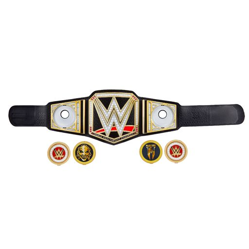 Mattel - Virtual Toy Fair 2021 - WWE Championship Title - 01