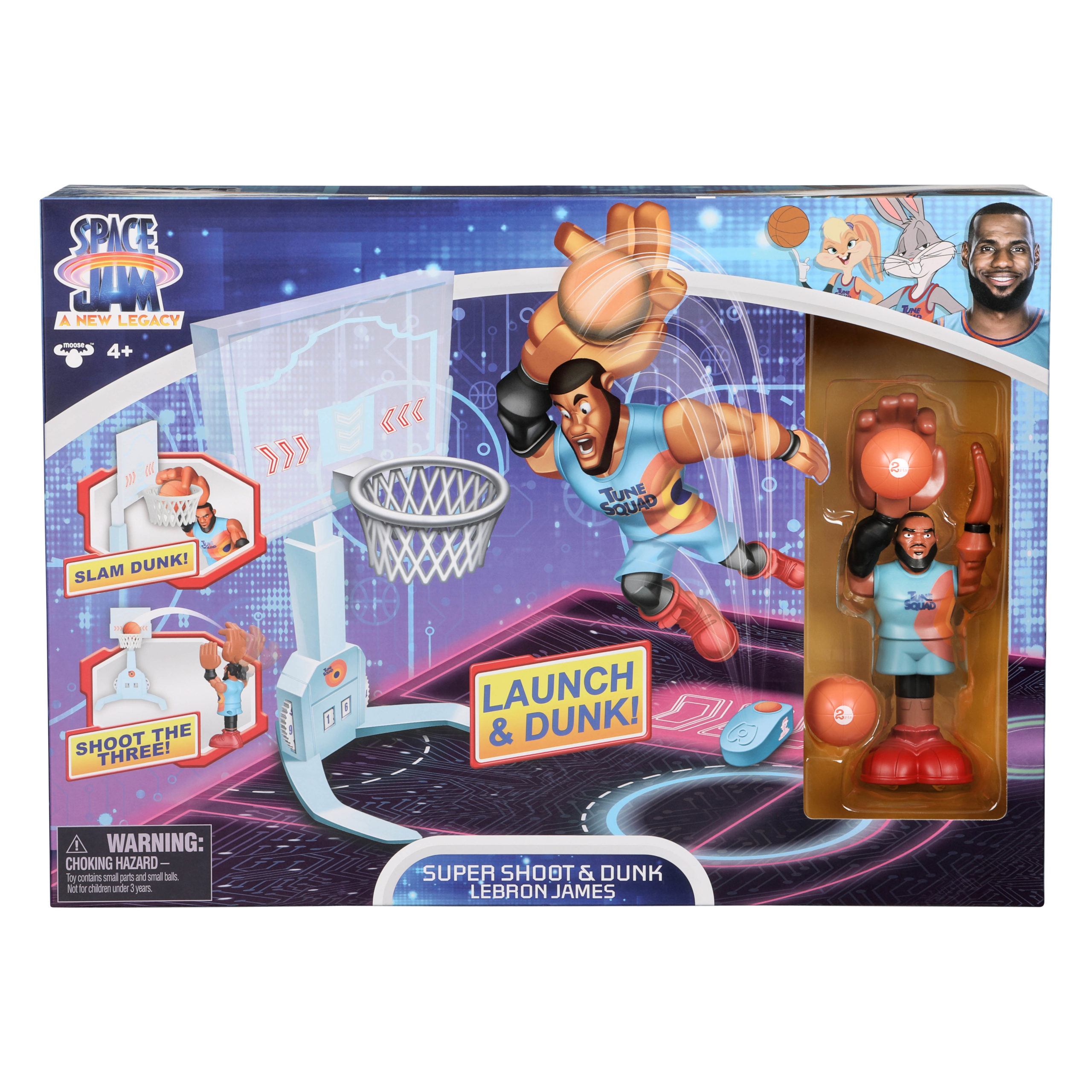 Moose Toys launches Space Jam: A New Legacy toys