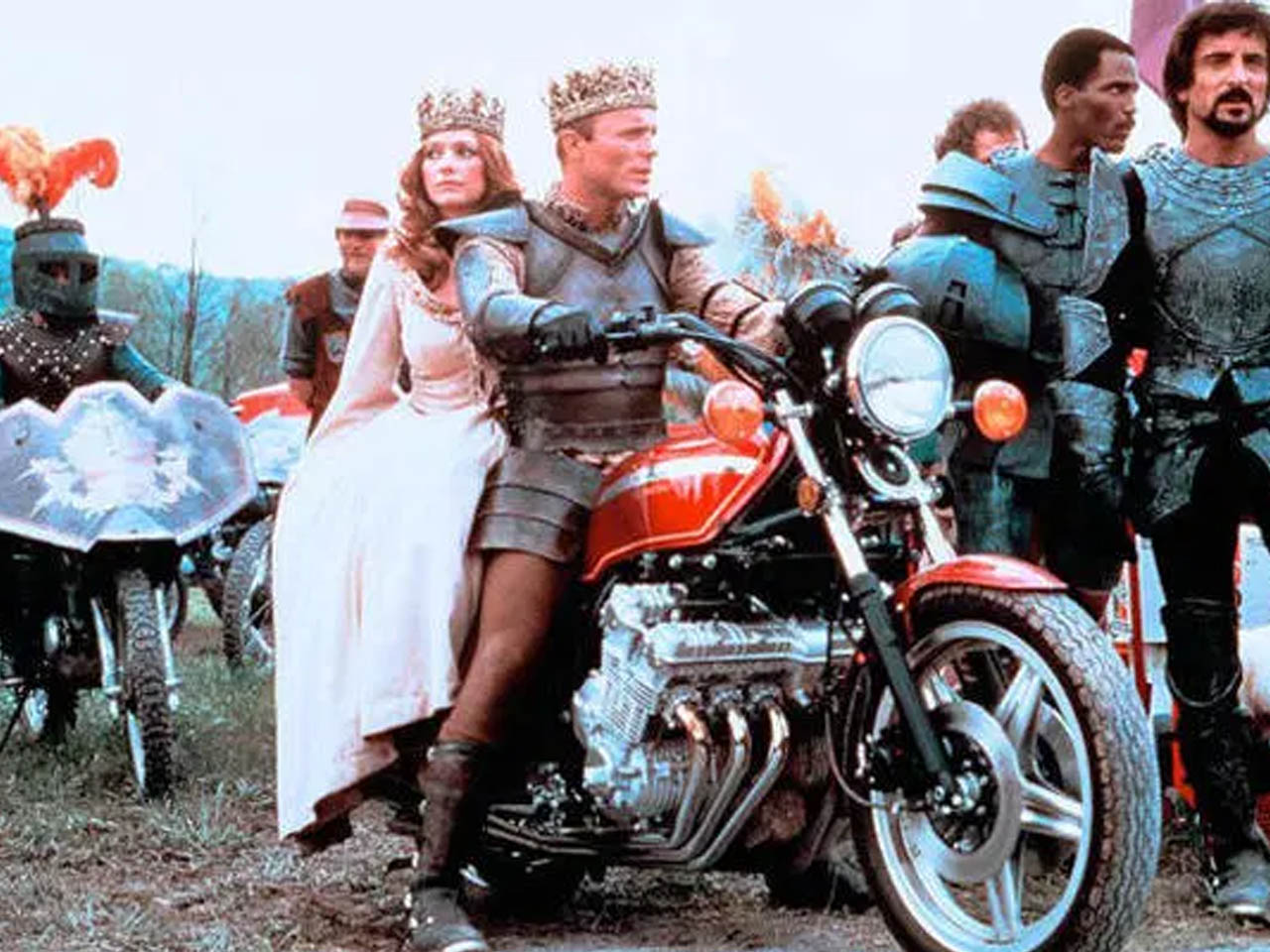 1981 Movie Project - Knightriders - 01