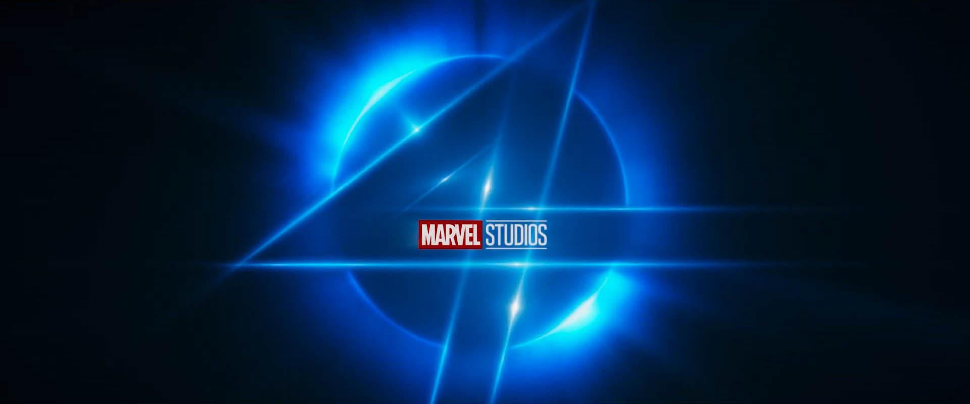 Fantastic Four - First Logo - 01