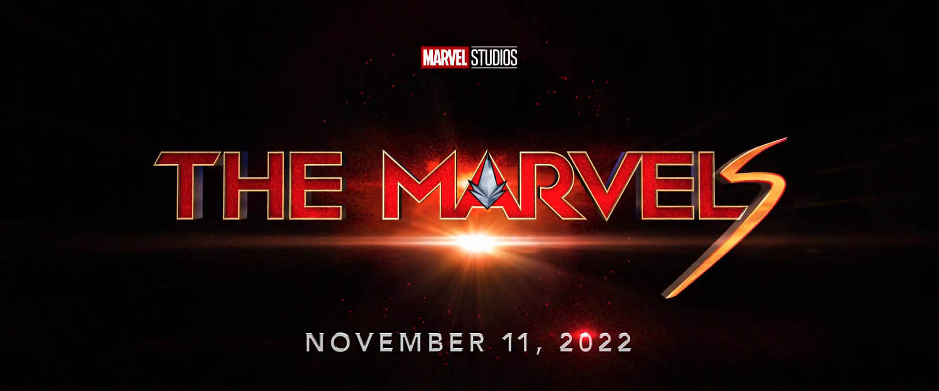 The Marvels - First Logo - 01