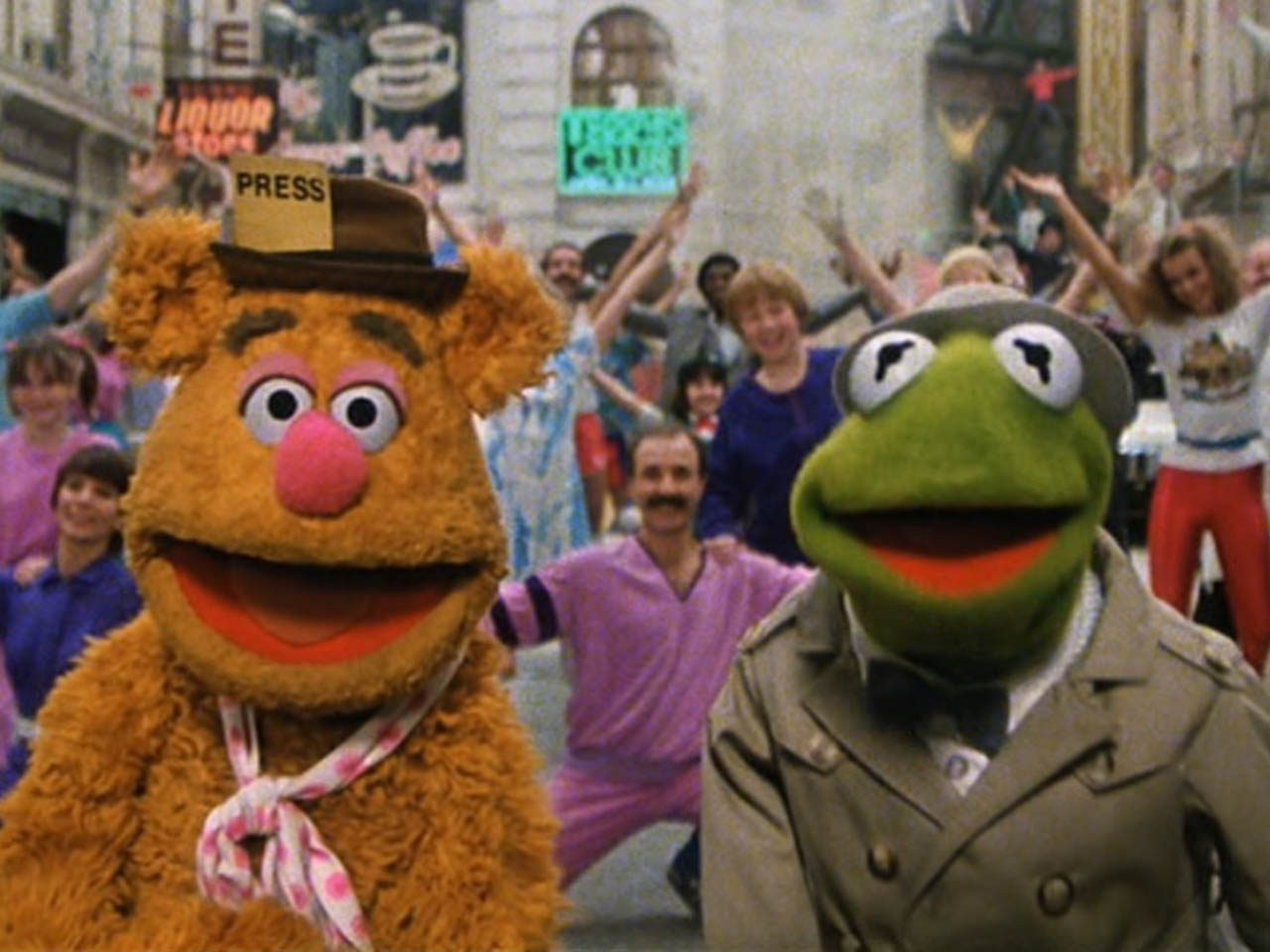 1981 Movie Project - The Great Muppet Caper - 01