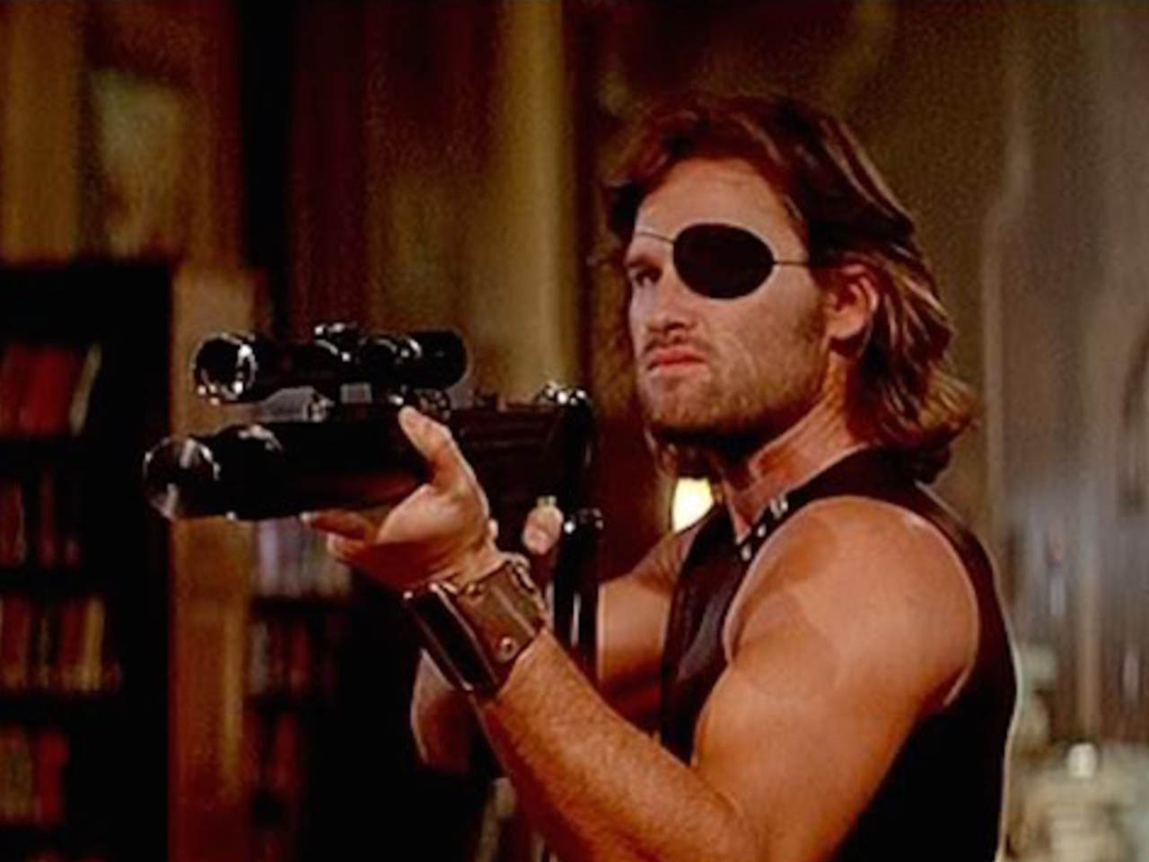 1981 Movie Project - Escape From New York