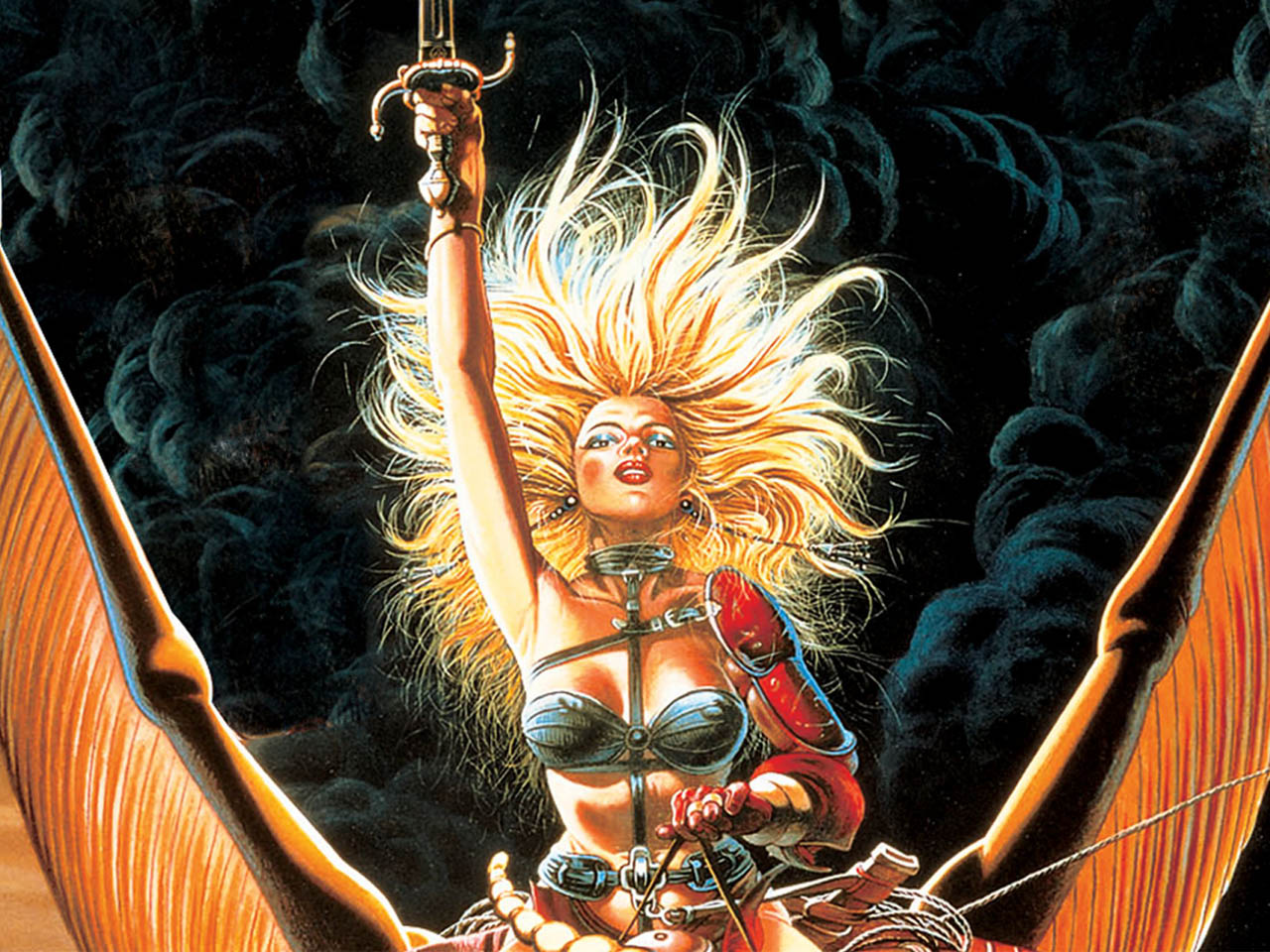 1981 Movie Project - Heavy Metal - 01