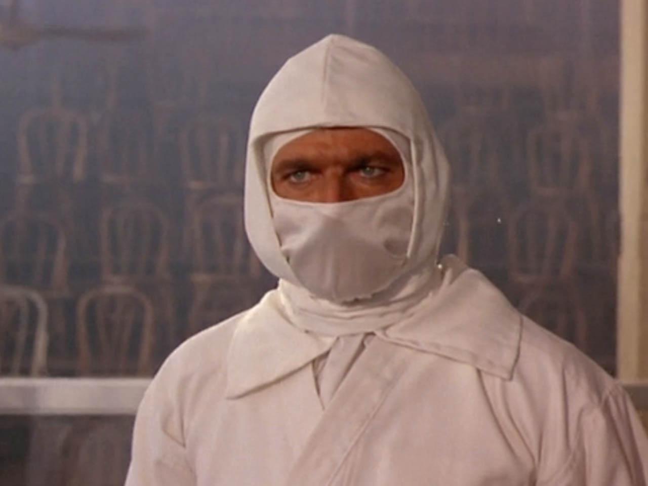 1981 Movie Project - Enter the Ninja - 01