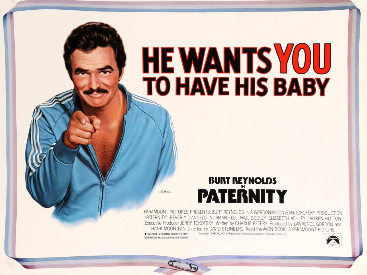 1981 Movie Project - Paternity - 01